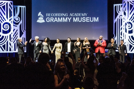 Pia Toscano At the Grammy Museum Third Annual Gala - 9/19/17 #29