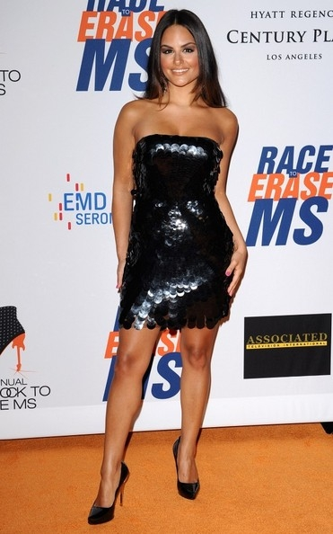 Pia Toscano at the 19th Annual Race to Erase MS Event #2