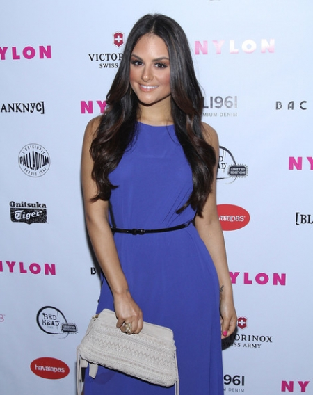 Pia Toscano NYLON Magazine Celebrates The Annual May Young Hollywood Issue #1