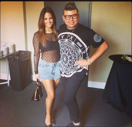 Pia Toscano at the KIISFM 102.7 Teen Choice Awards Gifting Suite #2